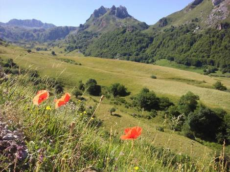 Walking in Somiedo, Asturias
